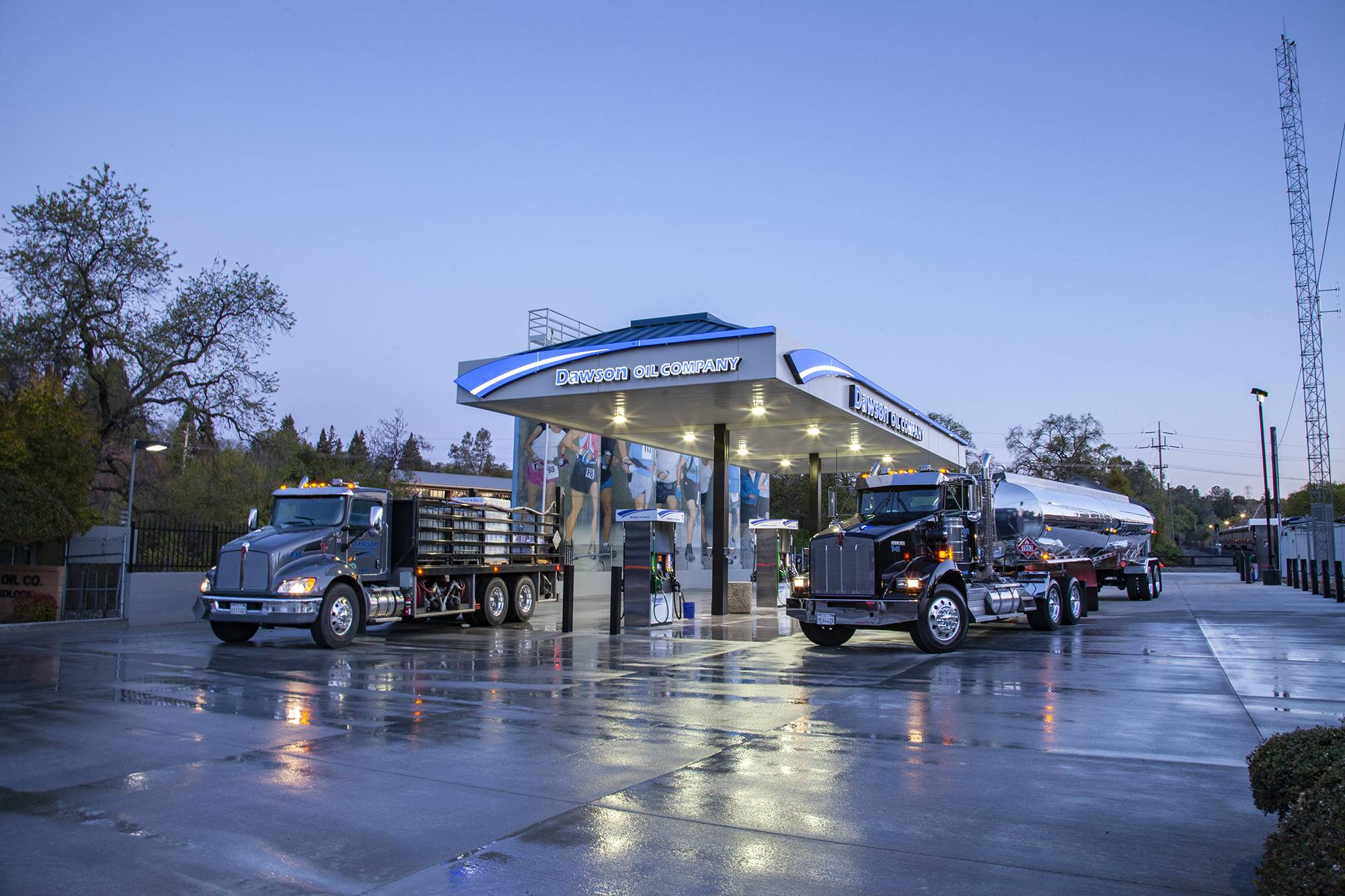 We are Northern California's provider of bulk fuel and lubricants, providing safe, clean fueling stations and unparalleled customer service.